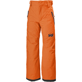 Helly Hansen Legendary Hose Kinder neon orange